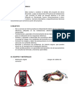 Informe 1 Diseño Electrico