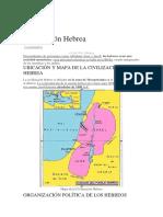 civilizacion hebrea 1.docx