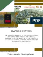 Planning Control & Notices