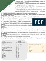 Ejercicios Resueltos de Ecuaciones de Primer Grado Con Solución