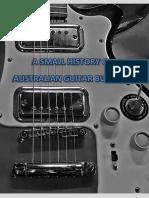 Australian Guitar-Making