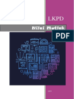 LKPD Pertemuan 1 KD 3.1