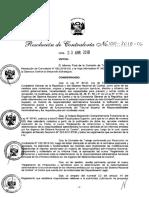 Reglamento de infracciones y sanciones