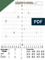 2nd Quadrant Coordinates