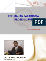 perubahan paradigma