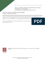 Cooperativismo, Economía Solidaria y Paradigma Ecológico.
