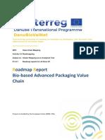 DanuBioValNet WP3 D3.4.1 Roadmap Report for Biobased Packaging [1]