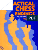 Practical Chess Endings By Paul Keres Algebraic Edition