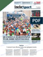 La Provincia Di Cremona 22-10-2018 - Sport