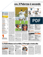 La Gazzetta Dello Sport 22-10-2018 - Serie B - Pag.1