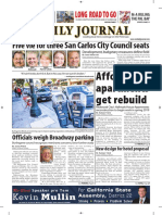 San Mateo County 10-22-18 Edition