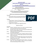 Sk Panduan Program Mutasi Dan Rotasi Karyawan