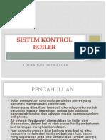 1.Sistem Kontrol Boiler