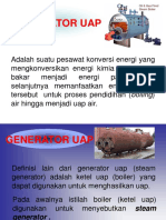 1. Boiler & Jenisnya