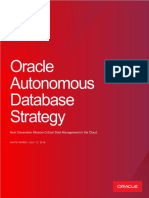 Autonomous Database Strategy Wp 4124741