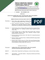 SK Penetapan Indikator Area Manajemen-doc