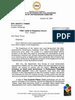 DILG Pampanga Transmittal-10182018-GUAGUA PCF