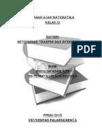 BAHAN AJAR MATEMATIKA  matriks.docx