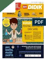 Majalah Didik Bil 34 2018