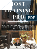 Mini Corso Host Training
