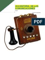 p.3, Historia de Las Telecomunicaciones