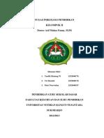 Tugas Psikologi Pendidikan 12345678900