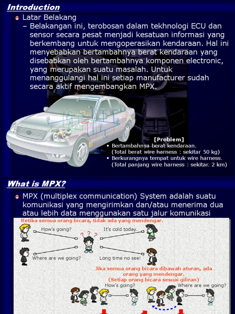 Mpx For Master Technician Wire Harness Adalah