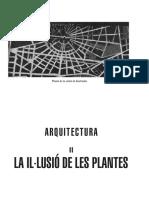 Le Corbusier_1923_Vers Une Architecture_La Il·Lusió de Les Plantes_trad. Josep Giner