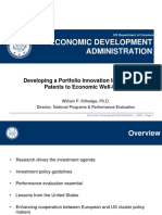 Developing a Portfolio Innovation Index