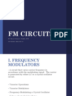 FM Circuits Tomasi