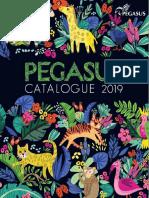 Pegasus children's  Books Catalogue 2019