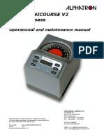 Manual Alphaminicourse Version 2.2