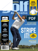 Golf Australia - July 2018, 8 steps to hitting more greens and fairways.pdf