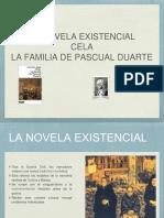 N. Existencial. Cela. La Familia de Pacual Duarte