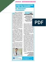 Dra. Aitziber Aleu en revista salamanca