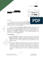 El Defensor del Pueblo considera, a instancias de Maldita.es, que un vacío legal limita las garantías de los ciudadanos que pidan información pública en Murcia
