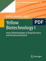 (Advances in Biochemical Engineering_Biotechnology 135) Yan Wang, De-Dong Li, Yuan-Ying Jiang, Eleftherios Mylonakis (Auth.), Andreas Vilcinskas (Eds.)-Yellow Biotechnology I_ Insect Biotechnologie In