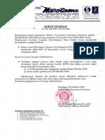 Surat Edaran Wr i No. 36 Ttg Pelaksanaan Cp 2.