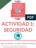 Actividad 1 - Seguridad