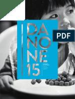 Danone Rappor 2015 FR