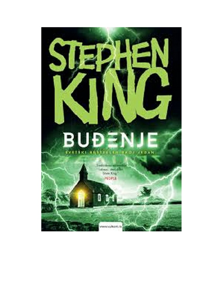 Stephen King Budjenje