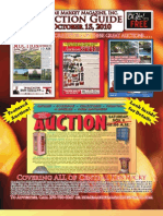 Oct 15th Auction Guide