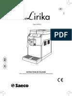 Manual Lirika Plus