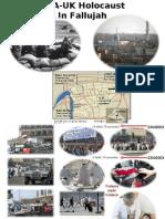 USA-UK Holocaust in Fallujah , الهولكوست الامريكي - البريطاني في الفلوجة