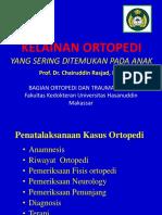 Congenital Orthopedic in Pediatric