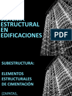 Sistema Estructural en Edificaciones