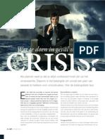 QM98 crisismanagement