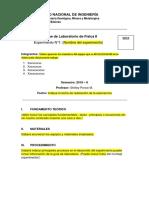 Formato de Informe Laboratorio Fisica II