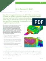 Creo Mold Flow Analysis