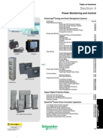 Power Monitoring Control